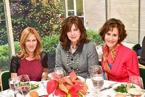 Jennifer Press Marden, Carole Bellidora Westfall, Lee Fryd