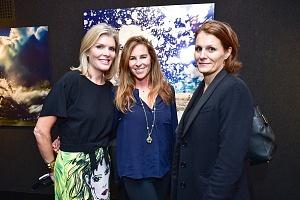 Emily Gershon, Robin McFadden, Anne Vincent ©Patrick McMullan