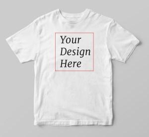Custom T shirt design print
