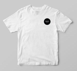 Social Living_Personal Space_Shirt_White