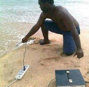 Electricity Jugaad