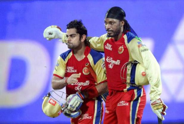 The fabulous IPL record shared by the two RCB players