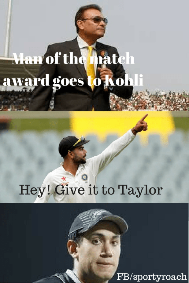 Social media trolled Ross Taylor
