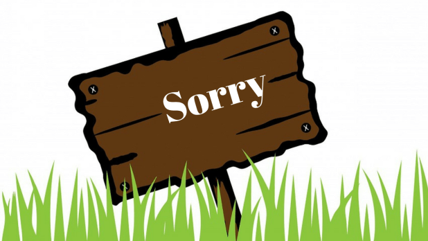Sorry Image HD