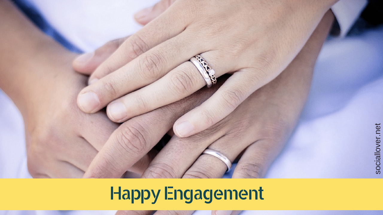 Happy Engagement Images, Graphics, Wallpapers for whatsapp, facebook