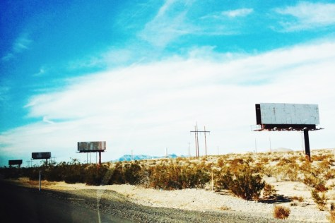 Empty Billboards