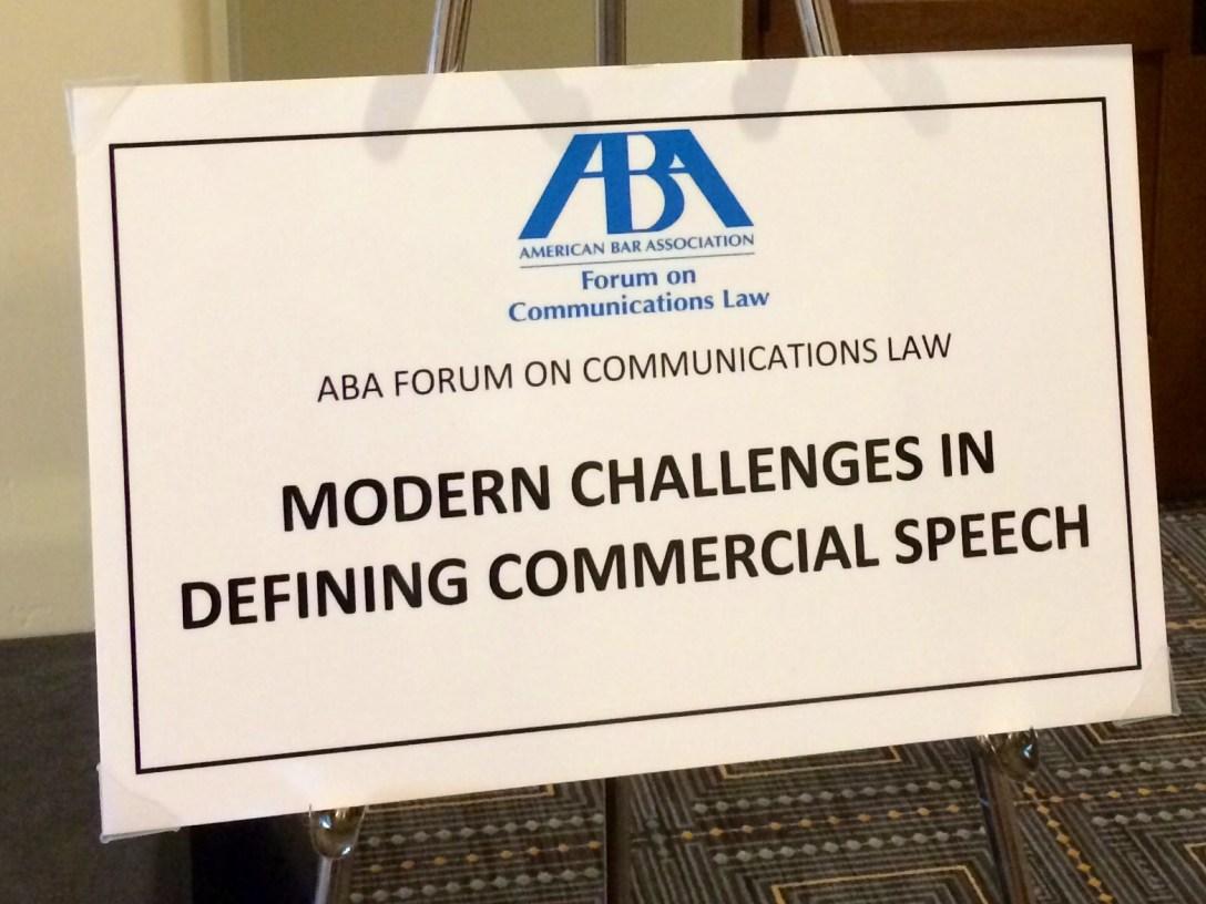 Defining Commercial Speech