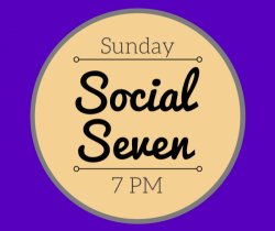 Join us Sundays at 7pm MST at: http://socialseven.podbean.com/
