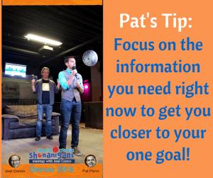 Pat's Tip-
