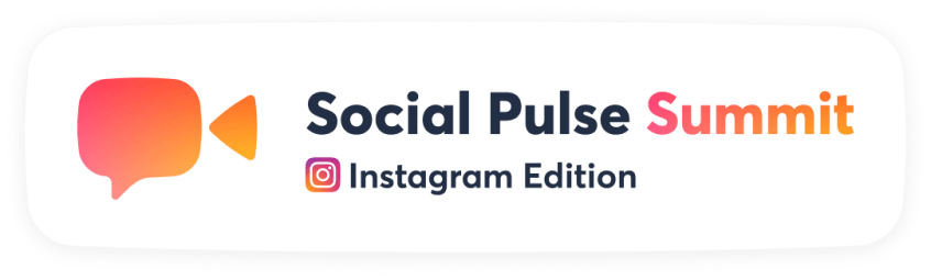Social Pulse Summit Instagram Edition