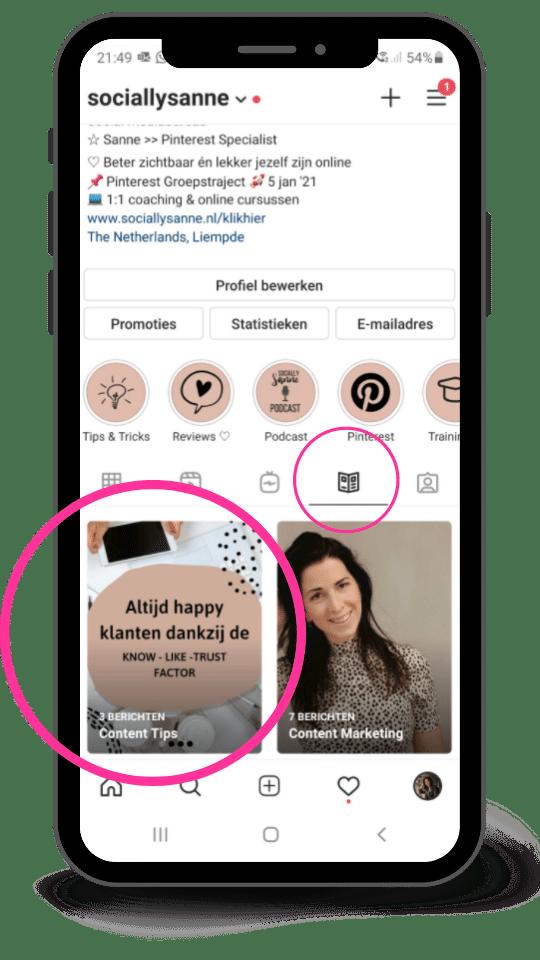 9 Alles over Instagram Gidsen Instagram Guides inclusief voorbeelden - Socially Sanne