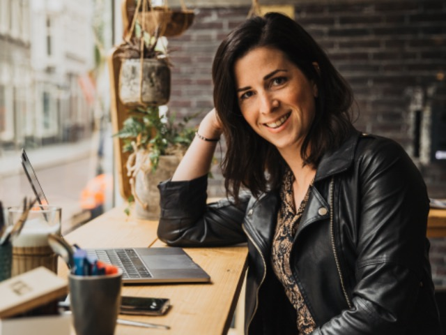 Sanne Raaimakers Pinterest marketing expert en content marketing specialist