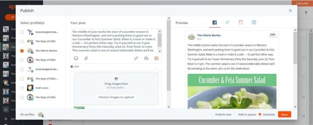 Agorapulse - 5 Features of Social Media Management Software to Save You Time