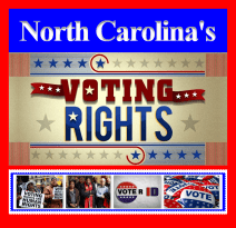 NC Voting Rights border red