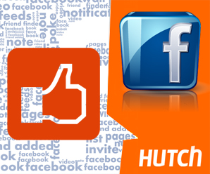 Social Media Presence of Hutch Sri Lanka
