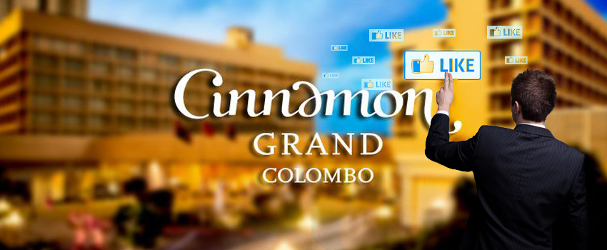 Cinnamon Grand Hotel