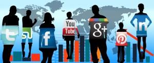 Variances in Social Media trends
