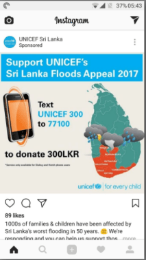 Flood relied Sri Lanka 2017
