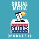 Social Media and Politics Podcast logo plus podcast