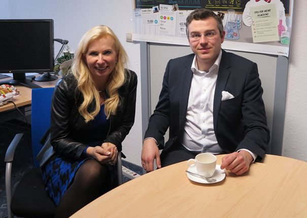 Frau Prof. Dr. Sonja Salmen im Interview mit Dr. Alexander Hahn von der HYVE Innovation Community