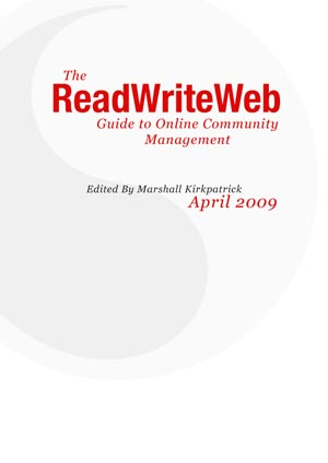 ReadWriteWeb's Online Community Report
