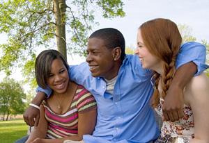 Friends - Photo on Shutterstock.com by Matt Antonio