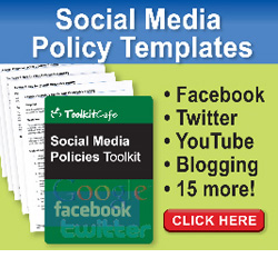 Social Media Policy Templates - Social Media Policies Toolkit