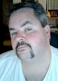 Jason Falls - Movember Fu Manchu