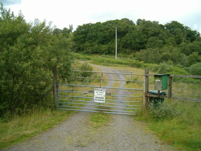 Privacy preferred - geograph.org.uk - 200314