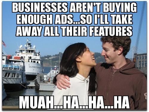 Zuckerbag's Anti-ROI Policy