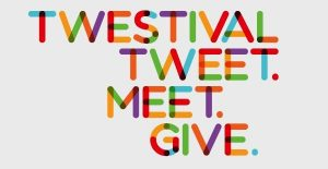 Logo for Twestival 2013 for SocialMediaExplorer's #GivingTuesday