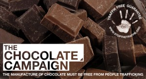 STOP THE TRAFFIK Slave Free Chocolate Campaign featured in Social Media Explorer's #GivingTuesday