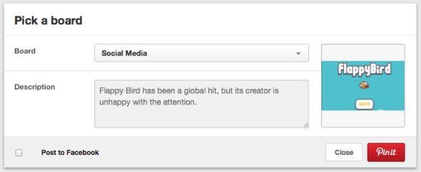 alt text used as default pin description