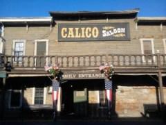 Calico Saloon