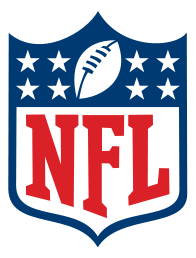 The new NFL logo went into use at the 2008 draft.