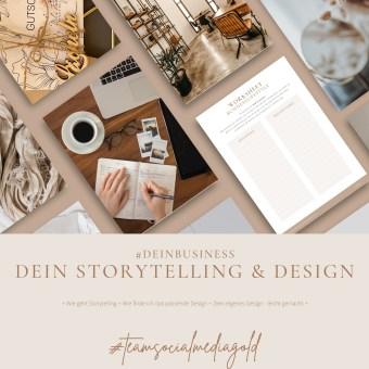 Social Media Coaching I Storytelling und Design
