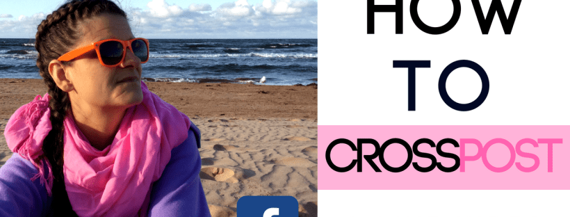 How To Set Up Facebook Live Crossposting