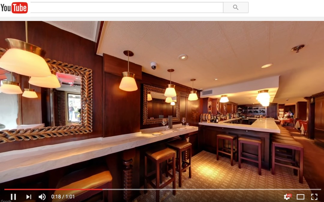 Add a Google Tour Video to your Facebook Page