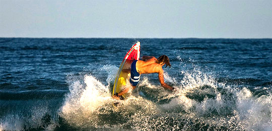 Freedom to Surf and Socialize