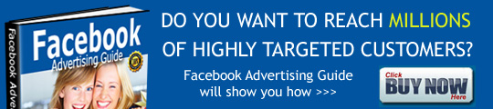 Do you want to reach millions of highly targeted customers? Read the Facebook Advertising Guide