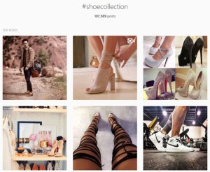 Instagram Shoecollection Hashtag