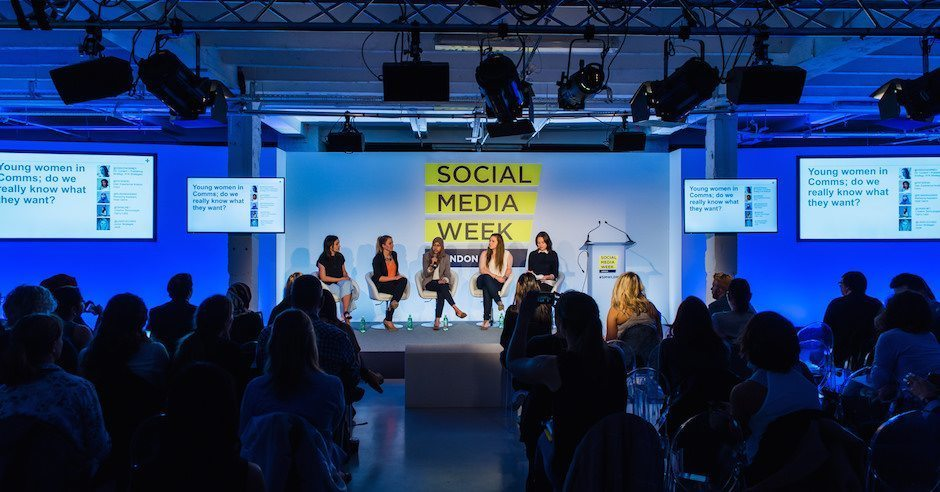 """Announcing Social Media Week's Global Theme for 2016: """"The Invisible Hand: Hidden Forces of Technology"""""""