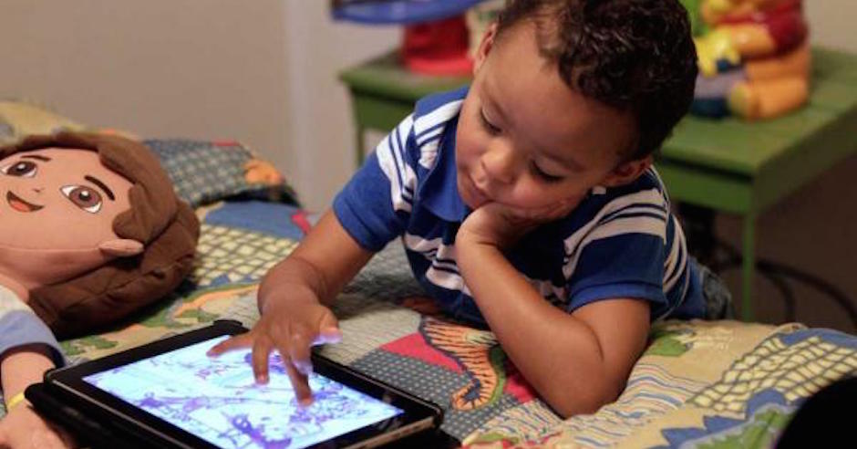 80% of U.S. Toddlers Use Technology Devices by Age 4