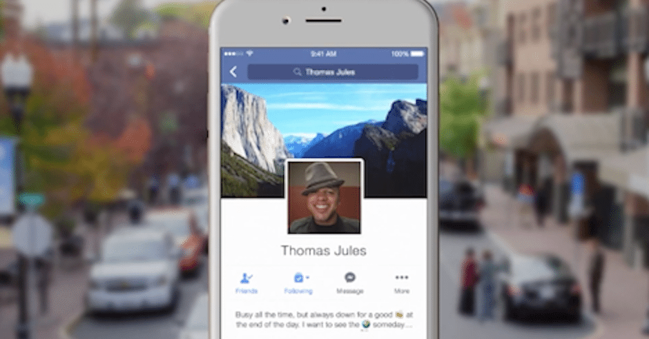 3 Major Changes Coming To Facebook Profiles Including Videos and Temporary Pictures
