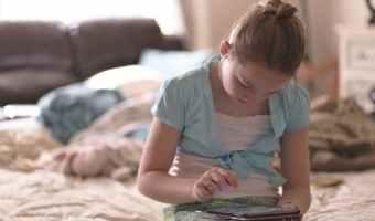 ways to keep kids off electronics