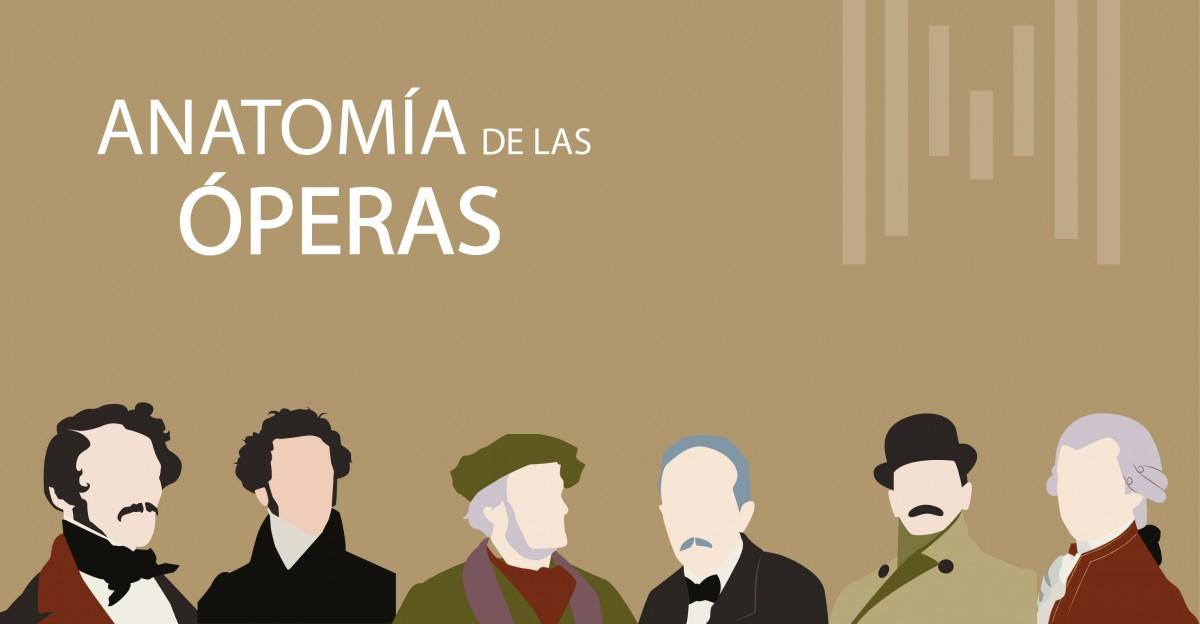 Anatomía de la ópera - Portada