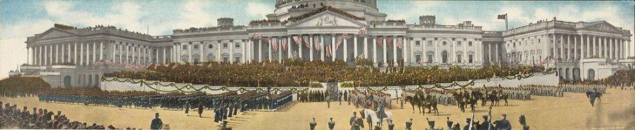 Trump Inauguration Day Ceremony