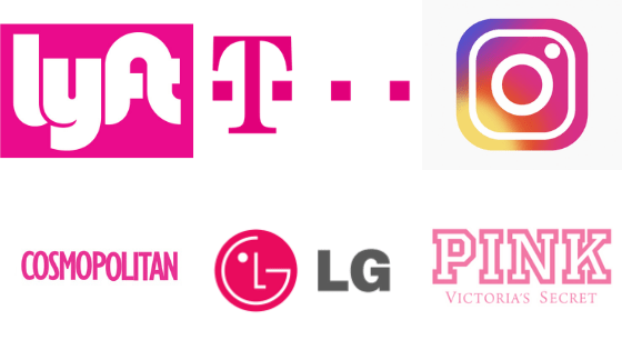 SND Agency_Business Brand Colors_Pink