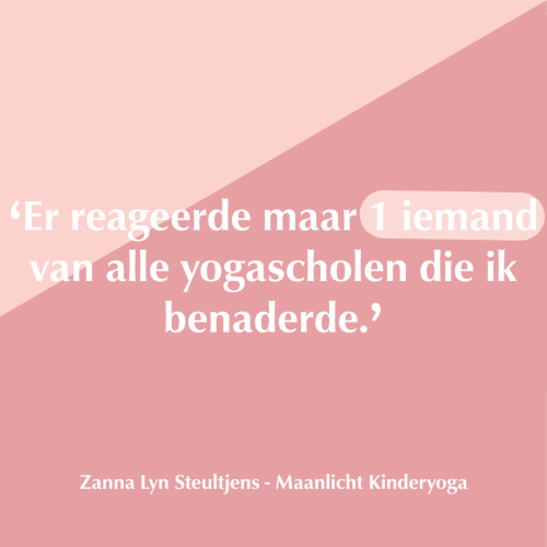 Illustratie quote Zanna Lyn
