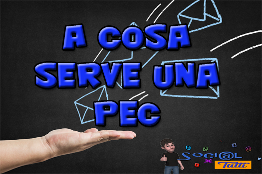 A cosa serve una pec